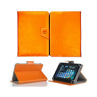 "7/10.1"" Universal Folio Leather Flip Case Cover For Android Samsung Tablet PC AU"