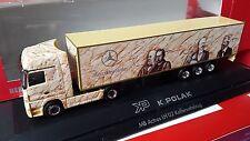 Actros -   K. POLAK  03-345  WARSZAWA- Gottlieb Daimler / Karl Benz--Airbrush PC