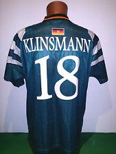 trikot deutschland klinsmann maglia germania shirt EURO 1996 adidas vintage