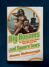 BIG BOSOMS AND SQUARE JAWS: BIOGRAPHY OF RUSS MEYER HC/DJ FIRST EDITION