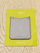 Special Offer! Fossil Phone Case Pocket Sticker Mineral Grey