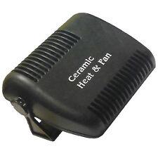Eliminador de escarcha 12V voltios 2 en 1 calentador de cerámica del ventilador del refrigerador Coche Furgoneta Parabrisas Desempañador