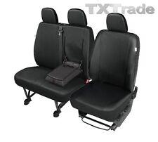 Kunstleder Sitzbezüge VW CRAFTER bis 2017 Sitzbezug Schonbezüge DV1M2LT