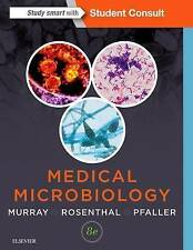 NEW Medical Microbiology, 8e by Patrick R. Murray PhD
