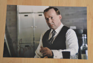 ORIGINAL Autogramm von Ulrich Noethen. pers. gesammelt. 20x30 Foto. 100 % Echt