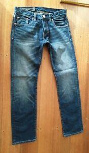 A/X Armani Exchange 28S/C skinny jeans men med wash blue