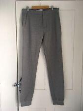 Orlebar Brown Beauceron Melange grey lounge Jogger Trousers. Medium