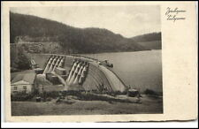 Zschopau Sachsen alte Ansichtskare 1935 gelaufen Partie an der Talsperre