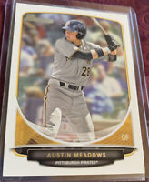 Austin Meadows 2013 Bowman Draft Draft Picks #BDPP5, Tampa Bay Rays - HOT / Qty