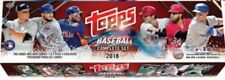 2018 Topps Baseball Hobby Edition Complete Factory Sealed Set 705 Cards Pre-Sell