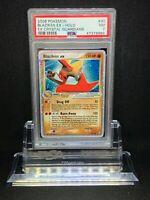 Pokemon Blaziken ex 90/100 Holo Rare EX Crystal Guardians PSA 7 Near Mint