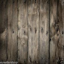 LB 5X3FT Retro Wood Floor vinyl photography Custom Backdrop Background prop ZZ26
