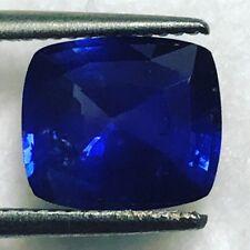 Natural 1.95 Carat Blue Sapphire Cushion Genuine Loose Gemstone
