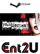 Post Mortem Steam Key - for PC Windows (Same Day Dispatch)