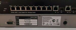 Cisco SG300-10MPP PoE + Managed Switch K9 V01