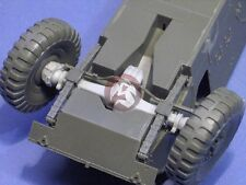 Resicast 1/35 Staghound Positionable Front Axle and Steering (for Bronco) 352303