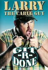 Larry The Cable Guy ~ Git-R-Done ~ DVD ~ FREE Shipping in USA