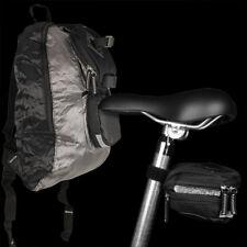 Satteltasche mit Rucksack Fahrradtasche Fahrrad Tasche Packtasche Gepäcktasche