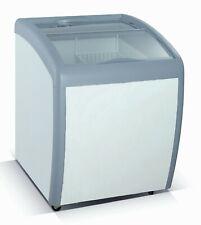 Glass-Top Novelty Ice Cream Display Freezer
