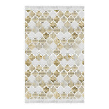 Motif Printed Living Room and Bedroom Area Rugs Carpet Non-Slip CNK2389