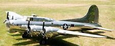 B-17 Bally USA Homebuilt B17 Airplane Wood Model Replica Large Free Shipping