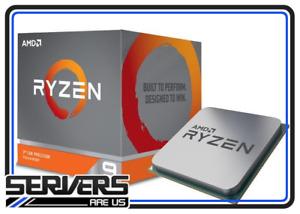 AMD Ryzen 100-100000023BOX 3.8Ghz 12 Core AM4 Prozessor Mit Wraith Prism Kühler