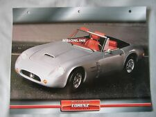 Lorenz Silberfalke Dream Cars Card