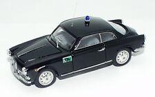 Alfa Romeo Giulietta Sprint 2°t.Polizia  Black 7314  1/43 Bang Made in Italy