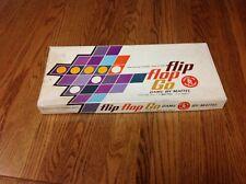 "1962 MATTEL ""FLIP FLOP GO"" BOARD GAME - COMPLETE IN BOX"