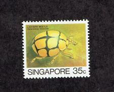 Insects Singapore (1963-Now) Stamps