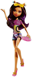 Monster High Doll Clothes Gloom Beach Clawdeen Wolf You Pick