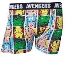 Marvel Avengers Personaggi da uomo boxer pantaloncini - Intimo - Grande