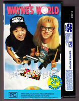 Wayne's World Tape VHS Tape Ribbon Collector Mike Myers
