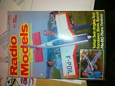 Radio control models et ELECTRONICS MAGAZINE AUGUST 1982 copie