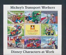 XC20975 St Vincent Mickey Mouse disney XXL sheet MNH