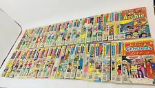 Vintage Archie Comic Book Lot 48 Comics Variety Collection Betty Reggie Wilkin
