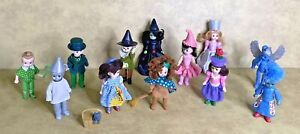 Wizard of Oz Madame Alexander Dolls Happy Meal from McDonalds *Lot of 12* ~ 2006