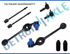 Brand New 8-Pc Complete Front Suspension Kit for Ford Escort Tempo Mercury Topaz