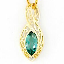 Handmade Green Fine Necklaces & Pendants