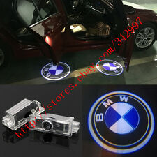 No Drill CREE Door Ghost Shadow Projector Lights For BMW 1 3 5 7 Series M3 M5 M6
