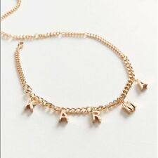Urban Outfitters Karma Halskette NWT GOLD