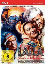 Laila - Liebe unter der Mitternachtssonne DVD Abenteuerfilm Erika Remberg Pidax