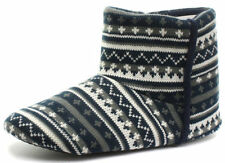 Dunlop Men's Textile Slipper Boots