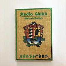Hayao Miyazaki - Studio Ghibli Museum 17 Best Movie Collection 6- Disc Dvd Set