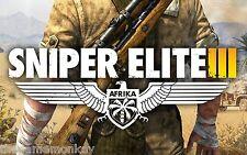 SNIPER ELITE III AFRIKA [PC] STEAM key