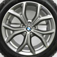Original BMW X5 G05, X6 G06 Winterräder V-Speiche 735 Ferricgrey, Pirelli ✰ 19´