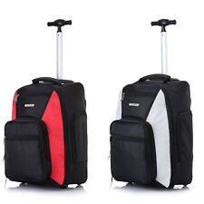 Large Suitcase Luggage Bag Backpack Laptop Trolley Lightweight Huge Cabin Small