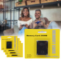 256MB Memory Card Game Stick For Sony PlayStation 2 PS2 Console