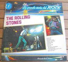 LA GRANDE STORIA DEL ROCK 01 (1981) Vinyl, LP, Gatefold - Curcio – GSR 1 NUOVO