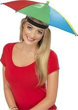 Chapeau Parapluie Multicolore adulte Cod.80285